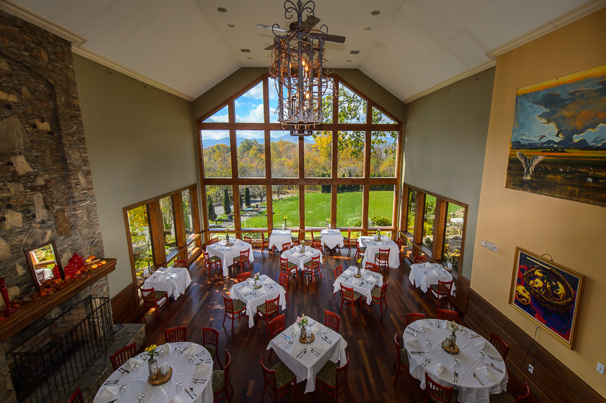 The Table Restaurant The Inn At Crestwood